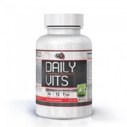 Daily Vitamins 50-100-200 tablete