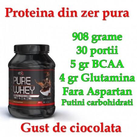 Pure Whey, Proteina pura din zer, 454-908-2270 grame