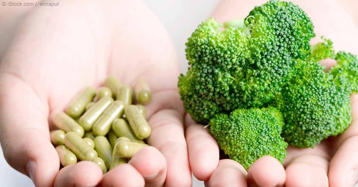 Broccoli Forte sulforafan 30 capsule