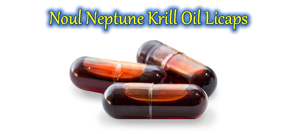 Neptune Krill Oil licaps Omega 369