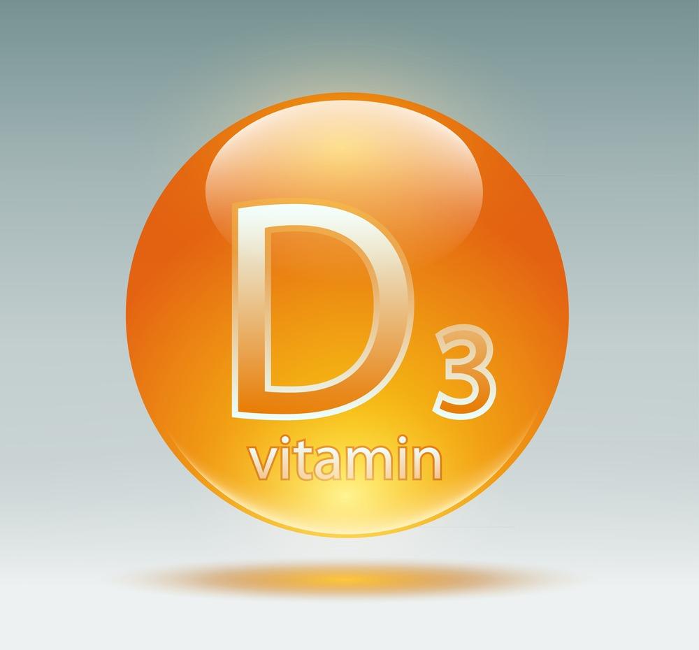 OrthoVit D3, Vitamina D3 picaturi