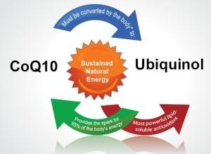 Ubiquinol, Coenzima Q10
