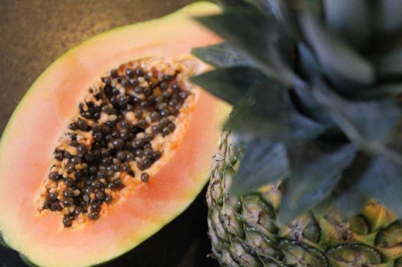 Ananas si Papaya Efecte secundare
