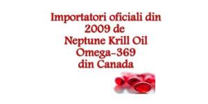 importatori oficiali krill oil canada
