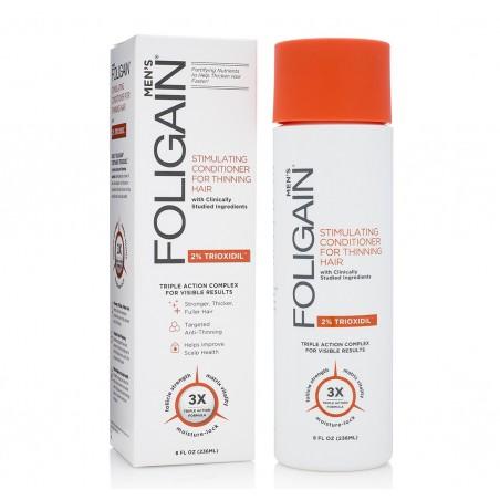 FOLIGAIN balsam pentru regenerarea parului pentru barbati 2% Trioxidil® (8oz) 236ml