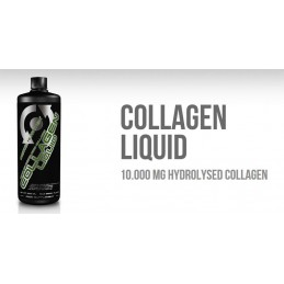 Collagen Liquid 1000 ml, Colagen lichid - Scitec Nutrition