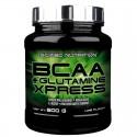 BCAA + Glutamine Xpress 600 grame, SCITEC