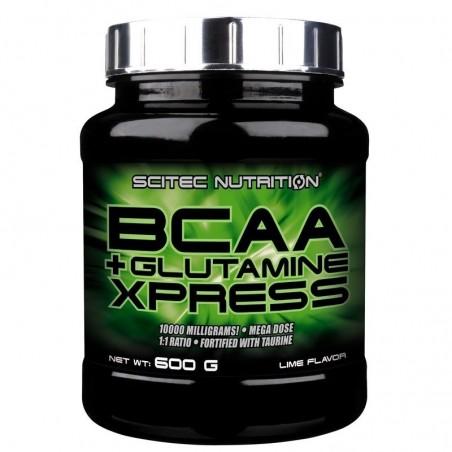 Scitec BCAA Glutamine Xpress 600 grame, SCITEC