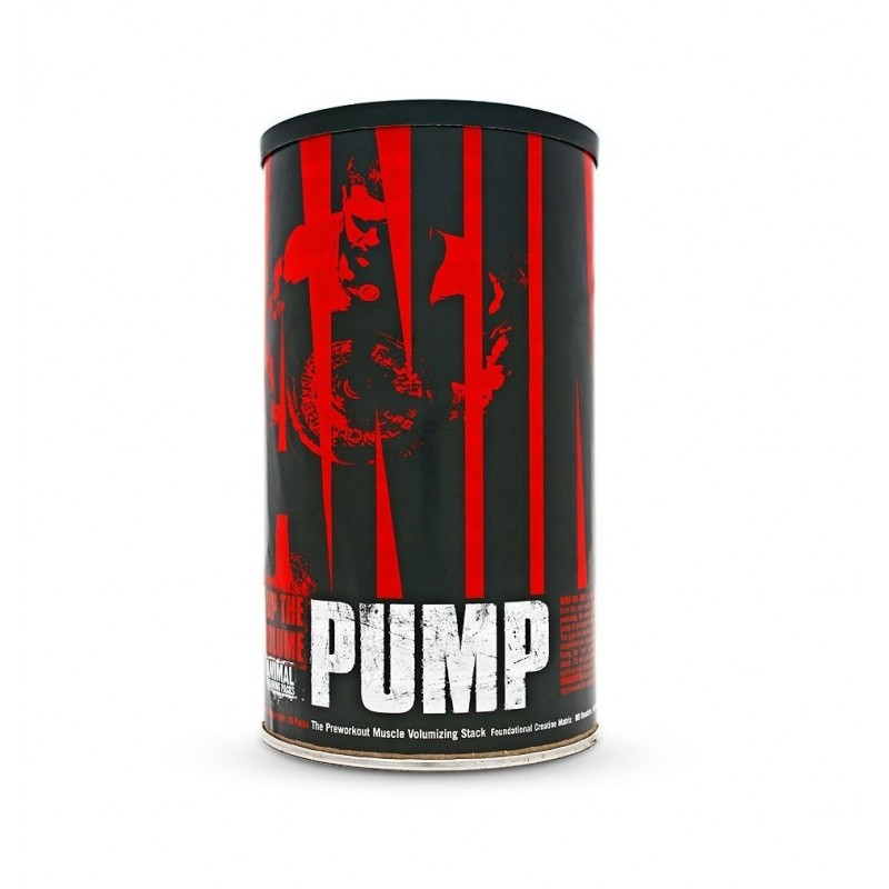 Animal Pump 30 pliculete, Universal Nutrition