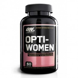 Multivitamin Opti-Women 60, 120 capsule, Optimum Nutrition