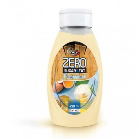 Pure Nutrition USA Sosuri Zero calorii, Maioneza, 500 ml