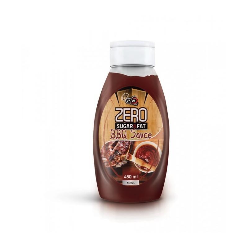Sosuri Zero calorii, BBQ, 450 ml