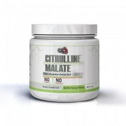 Citrulline Malate, Citrulina, 214 grame, 5 grame doza, Oxid Nitric