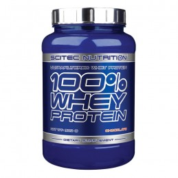 100% Whey Protein 920, 2350, 5000 grame - Scitec Nutrition
