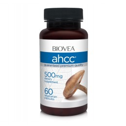 AHCC 500mg 60 Capsule