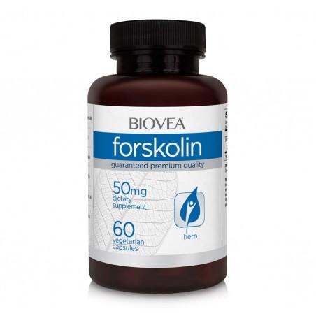 Biovea Forskolin 50mg 60 Capsule (2 capsule - 100 mg)