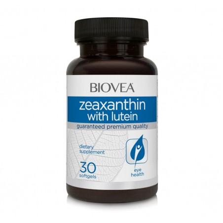 Biovea Zeaxantina cu Luteina 30 Capsule