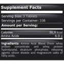 Amino 2000, 75 tablete. Aminoacizi din zer, hidrolizat de zer