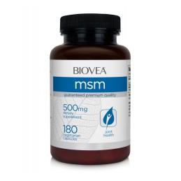 MSM 500mg 180 Capsule (Metilsulfonilmetan)