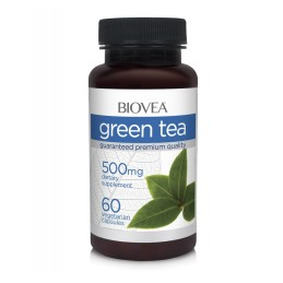 Ceai verde (Green Tea) 500mg 60 Capsule