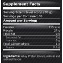 Whey Isolate-Izolat proteic din zer 908, 1816 grame