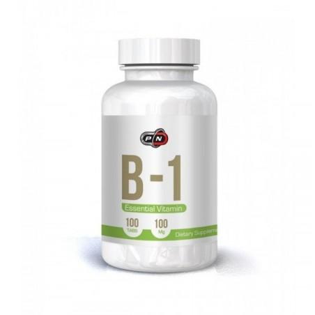 Pure Nutrition USA Vitamina B1 HCI, Tiamina HCI 100 mg 100 capsule