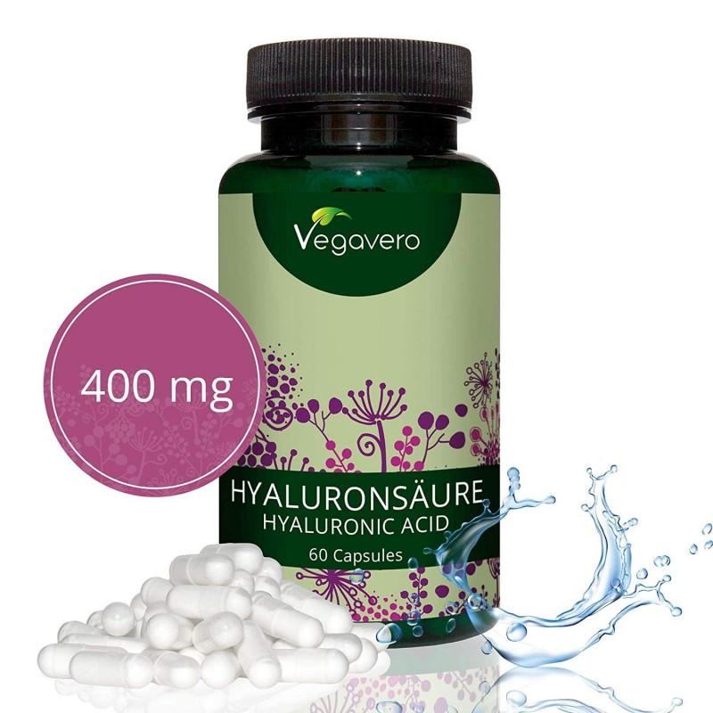 Acid Hialuronic, 400mg, 60 Capsule