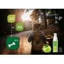Vitamina D3 + K2 (MK-7) Spray | Numai un spray pe zi, 4 luni