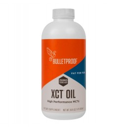 XCT OIL (100% ULEI PUR MCT) 473ml