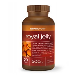 Royal Jelly 500mg 120 capsule Laptisor de matca