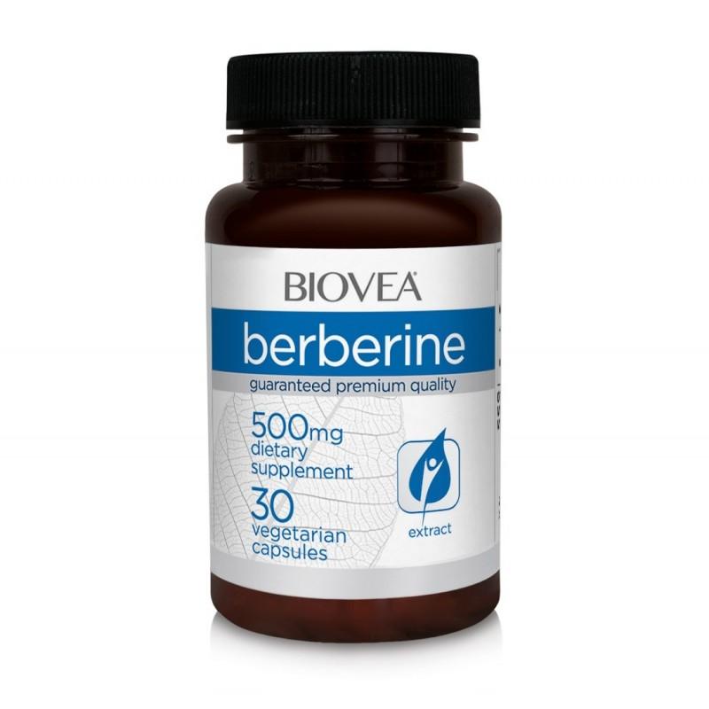 BERBERINE 500mg 30 Capsule