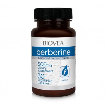 Biovea BERBERINE 500mg 30 Capsule