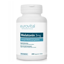 MELATONINA 3mg 240 Tablete