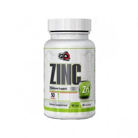 Zinc - 50mg 60 capsule