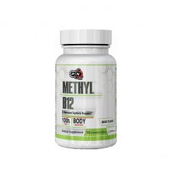 Vitamina B12 2000mcg 100 Tablete (Methylcobalamin)