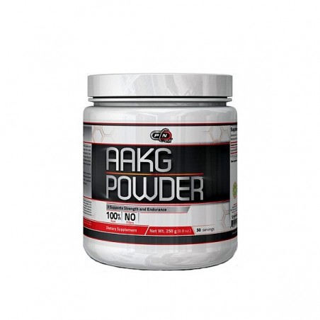 Pure Nutrition USA Arginina 250 grame Alfa Ketoglutarat pulbere (AAKG)