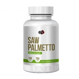 Saw Palmetto 700 mg 100 capsule, palmier pitic, prostata marita tratament, pret, efecte, beneficii
