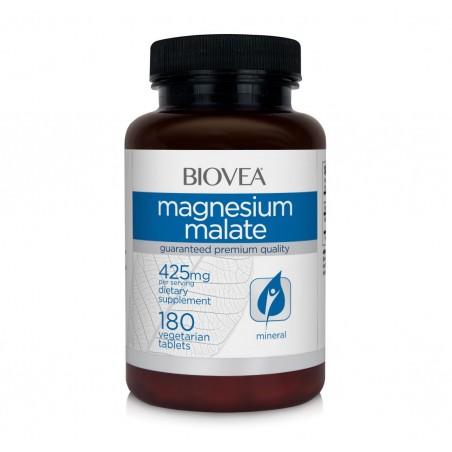 Malat de Magneziu 425mg 180 Tablete