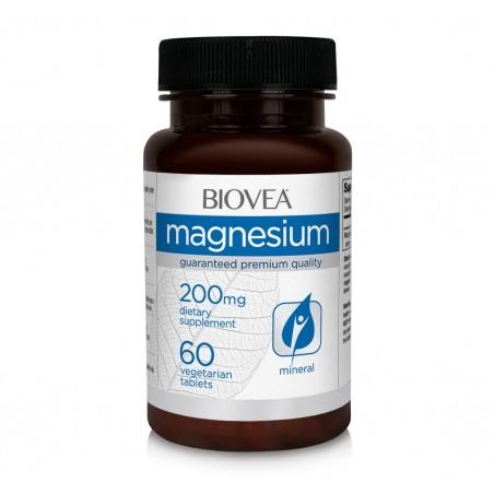 Magneziu 200mg 60 Pastile