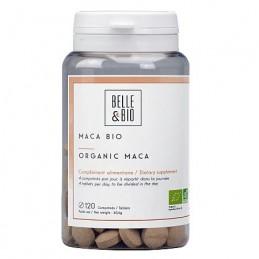 Bio Maca - Maca Organica 120 capsule (Tonic sexual, libidou femei si barbati)