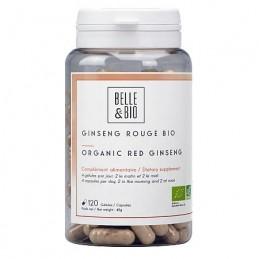 Ginseng Rosu Bio 120 capsule