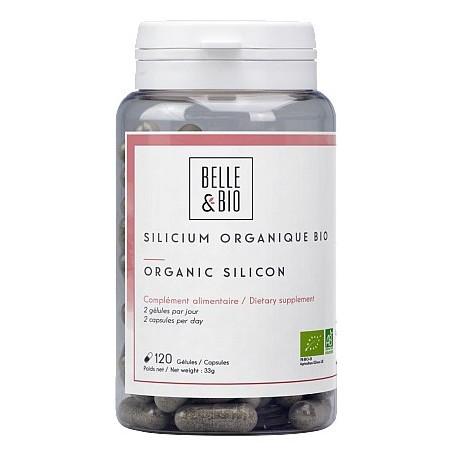 Siliciu Organic 120 capsule