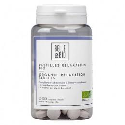 Pastile Relaxare Bio 100 pastile (Anxietate si surmenaj)