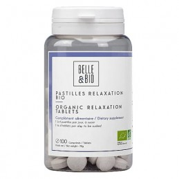 Belle&Bio Pastile Relaxare Bio 100 pastile