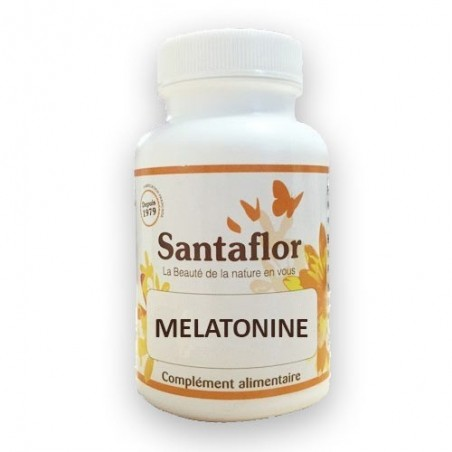 Santaflor Melatonina 60 capsule