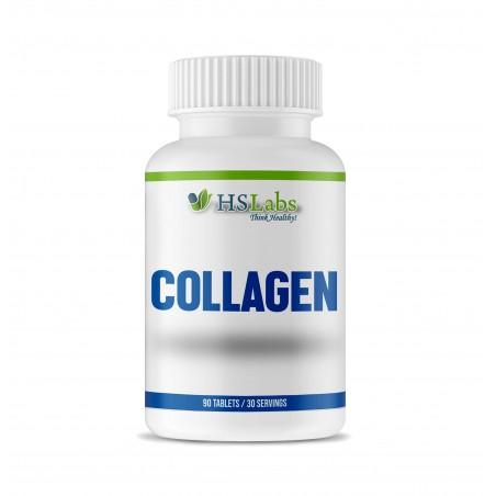 HS Labs Colagen Hidrolizat, 1000 mg, 90 Tablete
