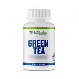 HS Labs Ceai verde (Green Tea) 1000mg 90 Tablete