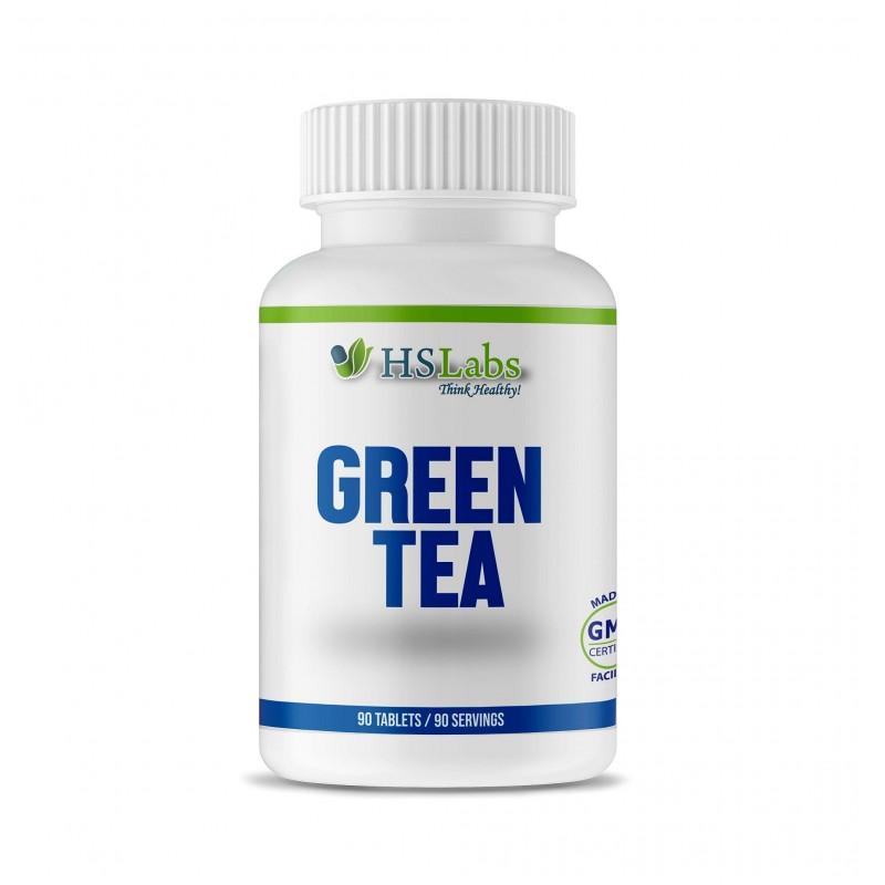 Ceai verde (Green Tea) 1000mg 90 Tablete