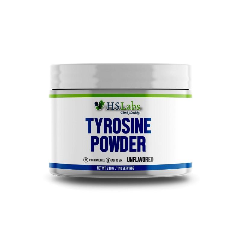 L-Tirozina (L-Tyrosine) pudra 210 grame