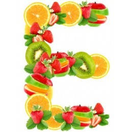 Vitamina E, 400 IU, 266 mg, 100 gelule